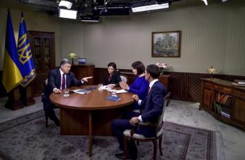 Порошенко: Украина получит безвиз с ЕС до 24 ноября