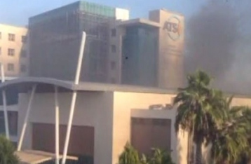 В Анталье прогремел мощный взрыв, есть пострадавшие