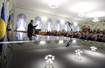 Порошенко: У нас нет никакой АТО, у нас – агрессия России