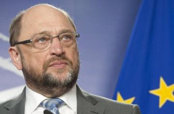 Шульц о СА: Европарламент на стороне Украины