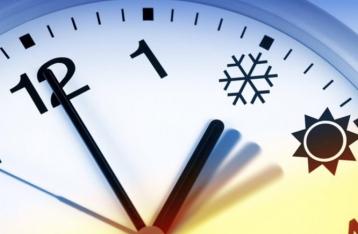 Украина 30 октября перейдет на зимнее время