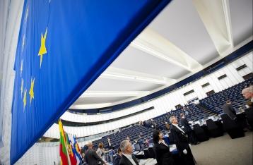 В повестке дня Европарламента на ноябрь безвиза для Украины нет