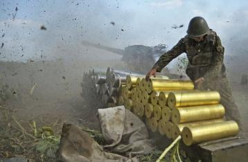 Украина увеличила боевой состав ракетных войск и артиллерии втрое