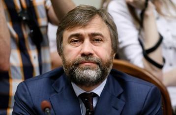 Луценко: Новинского могут объявить в международный розыск