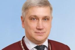 Умер судья КСУ Сергейчук