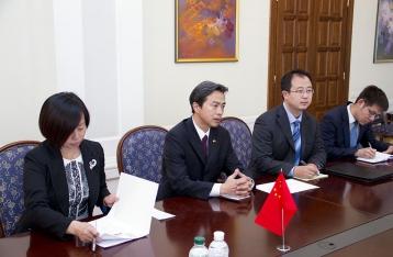 Китай инициирует создание ЗСТ с Украиной