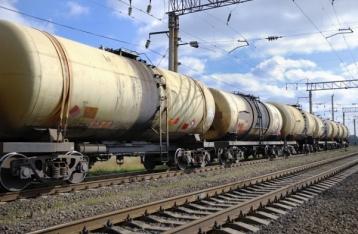 Россия запретила въезд ж/д цистерн десяти украинских перевозчиков
