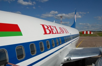 «Украэрорух»: Диспетчер вернул борт «Белавиа» согласно международной практике