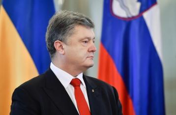 Порошенко об отставке Саакашвили: Кое-кто решил заняться политикой в Украине