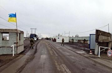 Украина выступает за круглосуточную работу миссии ОБСЕ на КПВВ