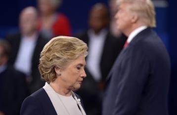 Клинтон разочарована результатами выборов