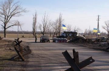 НВФ не пропускают граждан через блокпост напротив КПВВ «Гнутово»