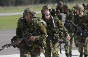 Пентагон намерен наращивать войска в ЕС независимо от намерений Трампа