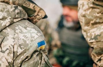 За сутки в зоне АТО один военный погиб, еще один ранен
