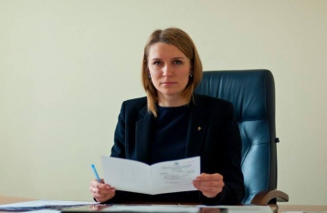 Бобровская временно возглавила Одесскую ОГА