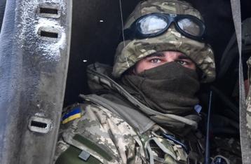 За сутки в зоне АТО ранены четверо военных