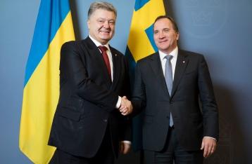 Порошенко просит Европу на год продлить санкции против РФ