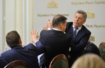 Полиция завела дело по факту драки Бойко и Ляшко