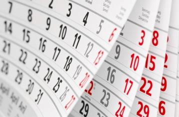 Кабмин утвердил перенос рабочих дней в 2017 году