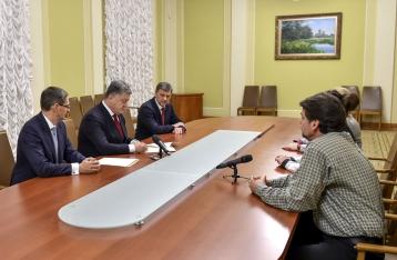 Порошенко подписал закон о защите обманутых вкладчиков