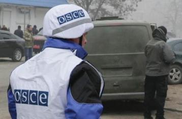 На Донбассе – рекордное количество обстрелов с начала года