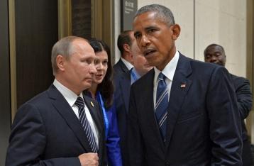 Обама призвал Путина выполнять Минские соглашения