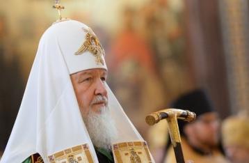 Патриарх Кирилл: РПЦ не допустит отсоединения Украинской церкви
