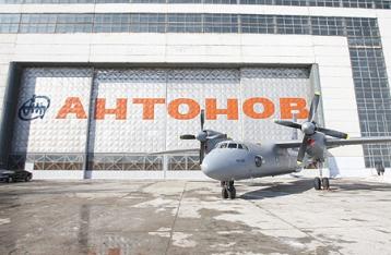 Российский суд требует от «Антонова» 180 миллионов рублей неустойки