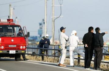 Мощное землетрясение у побережья Японии вызвало цунами