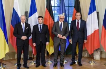 Лавров отрицает договоренность о встрече глав МИД «нормандской четверки»