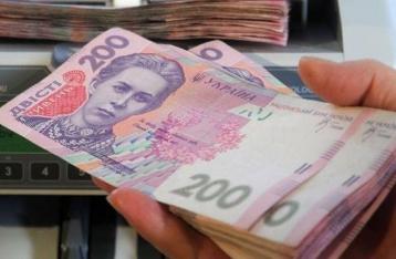 Доходы украинцев за год упали на 19%