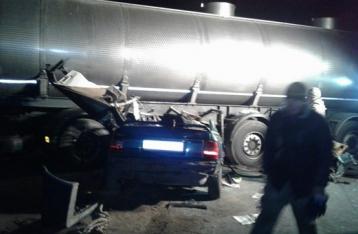 В ДТП на Николаевщине погибли военные