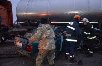 В больнице скончался четвертый военный, попавший в ДТП под Николаевом