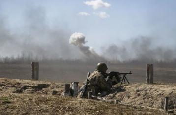 Под Мариуполем в бою с НВФ ранен украинский разведчик