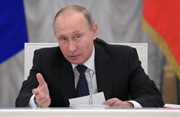 Путин о задержании Украиной военных РФ: Это вероломство