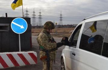 У Кучмы заявили, что КПВВ «Золотое» могут открыть до 10 декабря