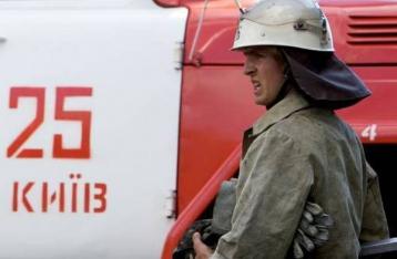В центре Киева горели подземные электрокабеля. Тушить начали через три часа
