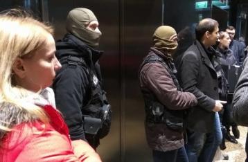 СБУ проводит обыск в ТРЦ «Гулливер»