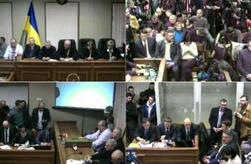 Святошинский райсуд перенес видеодопрос Януковича
