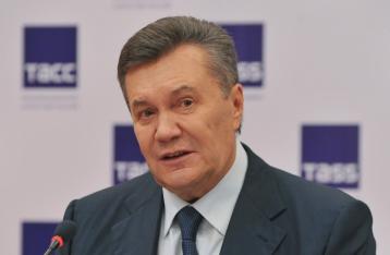 Янукович рассказал, почему не разогнал Майдан и не ввел военное положение