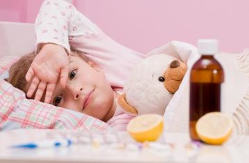 Минздрав не рекомендует лечить антибиотиками ОРВИ у детей