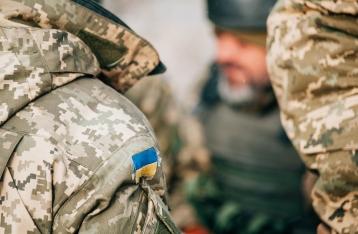 За минувшие сутки ранены пятеро военных
