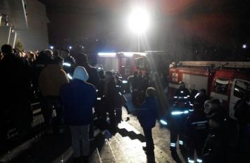 Во Львове горел ночной клуб, есть пострадавшие