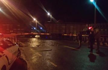 На Львовщине с рельсов сошел грузовой поезд