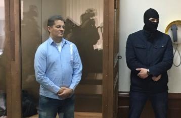 Арест Сущенко продлили на два месяца