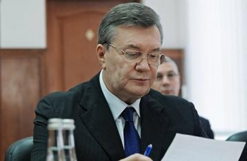 Янукович: «Беркут» превысил полномочия при разгоне Майдана
