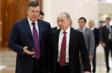 В Кремле признали, что Путин контролирует Януковича