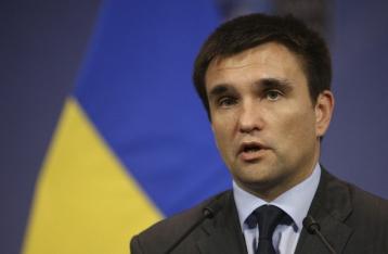 Климкин: Из-за позиции РФ дискуссия о дорожной карте была короткой