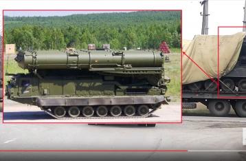 РФ накануне ракетных испытаний Украины перебросила в Крым ЗРК