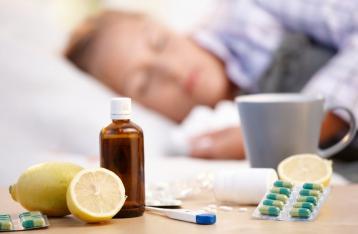 В трех областях Украины началась эпидемия гриппа